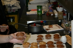 Kochworkshop Muffins 2011