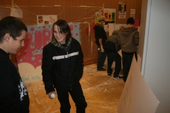 Graffiti Workshop 2007