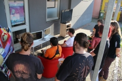 Outdoor Gaming Bash